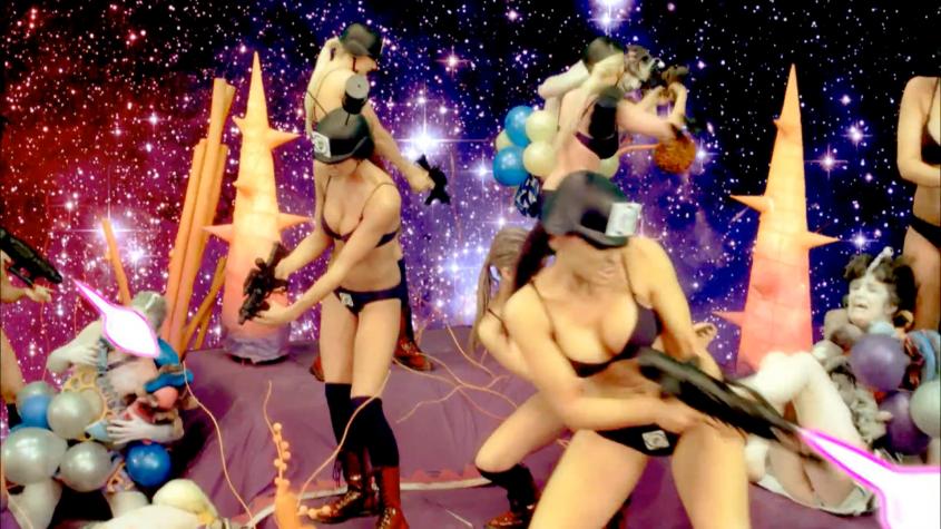 Vengaboys & Perez Hilton - Rocket to Uranus