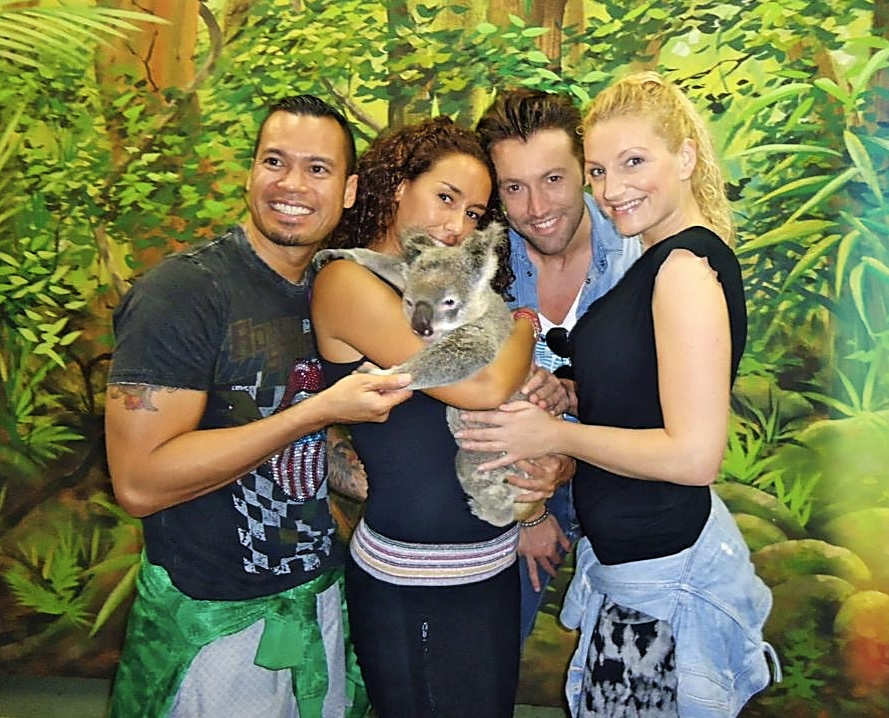 Vengaboys koala