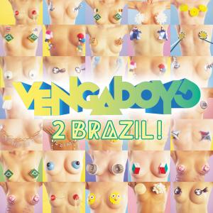 Vengaboys - 2 Brazil - 2014
