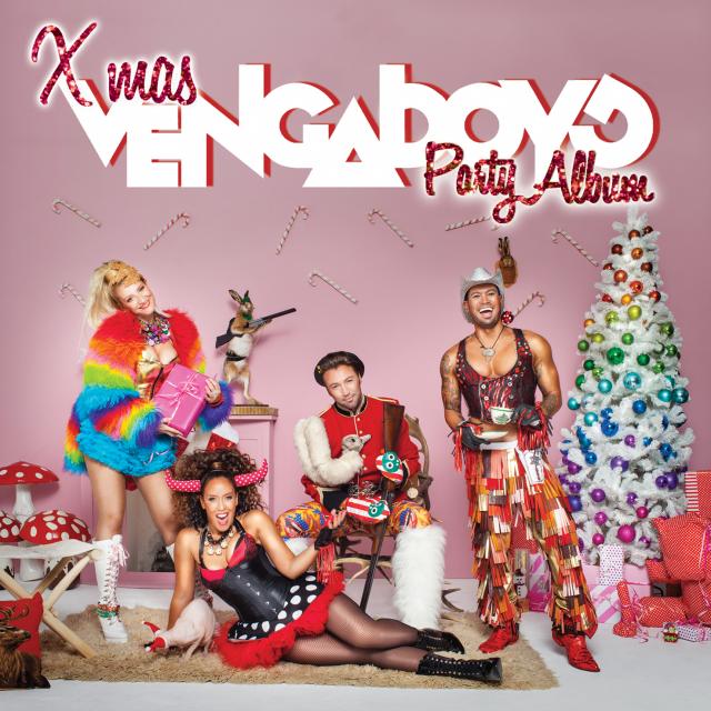 Vengaboys - Where Did My Xmas Tree Go? - 2014
