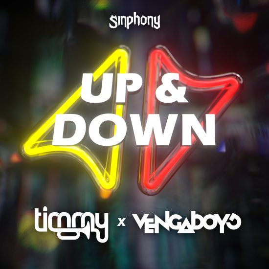Timmy Trumpet x Venga Boys - Up & Down - Cover