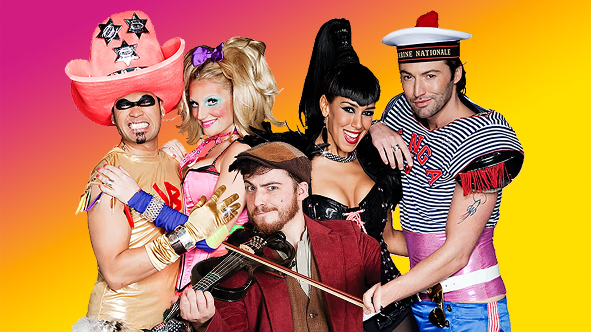 vengaboys and cullen vance who made a fantastic cover version of boom boom boom boom